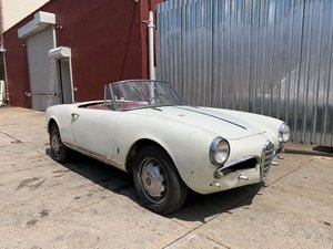 Picture of #23381 1962 Alfa Romeo Giulietta Spider For Sale