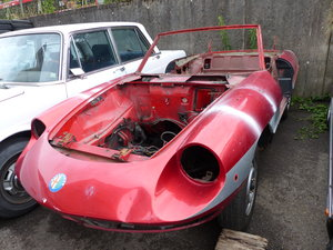 Picture of 1972 Alfa Spider 2000 body-shell for restoration SOLD