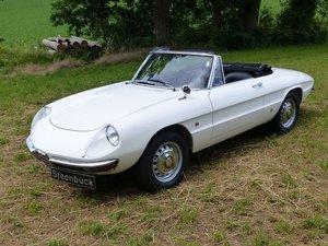 1968 Alfa Romeo Spider 1600 (Duetto) - rather authentic For Sale