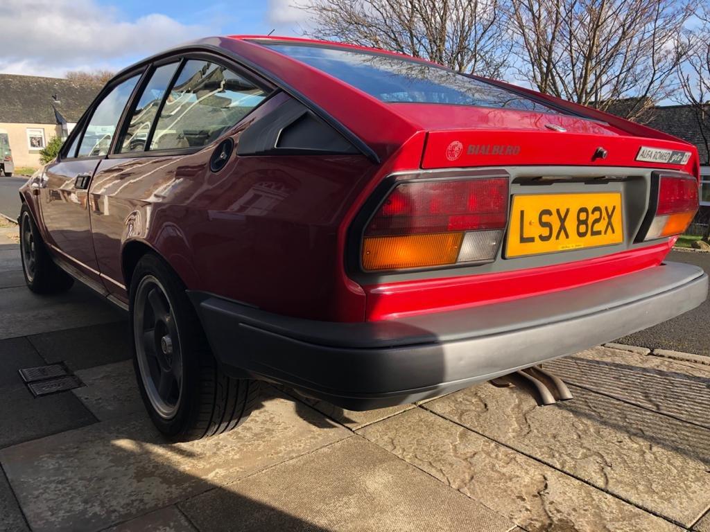 1982 Alfetta GTV 2.0 For Sale (picture 2 of 6)