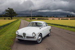 1959 Alfa Romeo Giulietta Sprint 750B