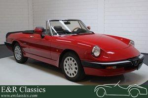 Alfa Romeo Spider 1987 top condition power steering