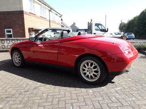 1995 Rare Alfa Romeo 3.0 V6 12V Spider LHD