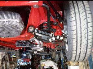 1968 Alfa Romeo Duetto spider 1600