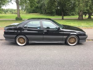 Alfa Romeo 164 Cloverleaf 24v -price reduced £6999