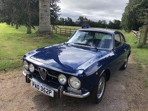 1975 Alfa Romeo GT Junior 1600