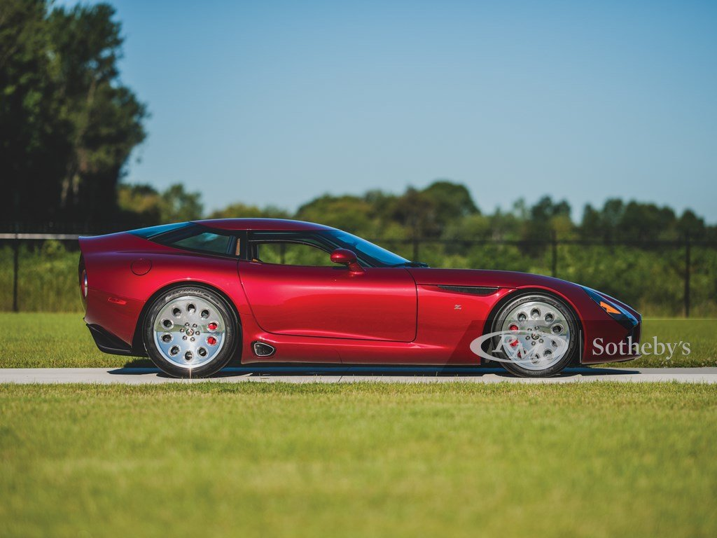 2010 Alfa Romeo TZ3 Stradale Zagato For Sale by Auction (picture 5 of 6)