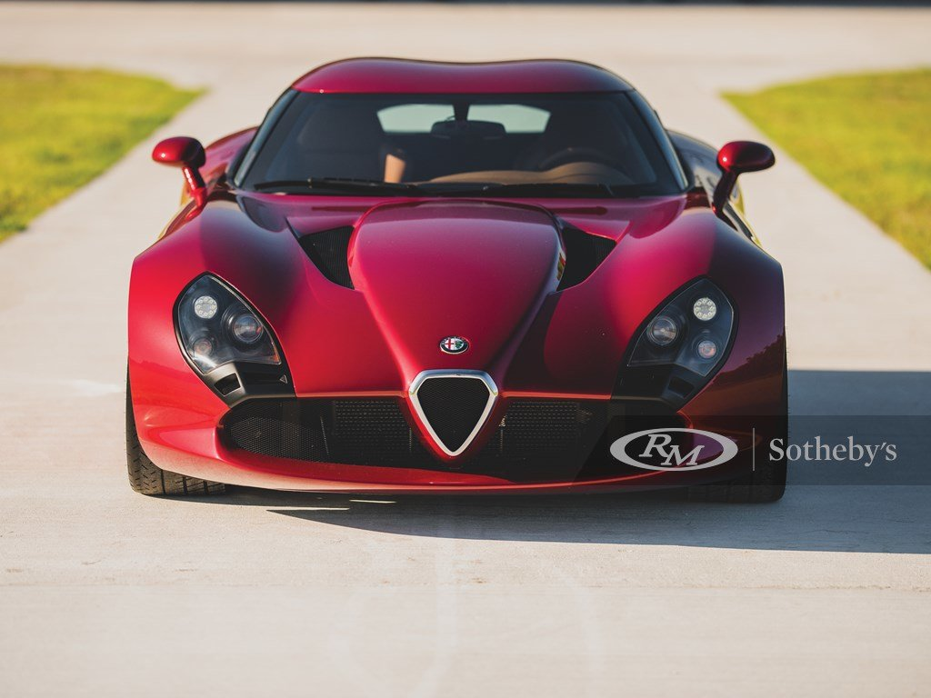 2010 Alfa Romeo TZ3 Stradale Zagato For Sale by Auction (picture 6 of 6)