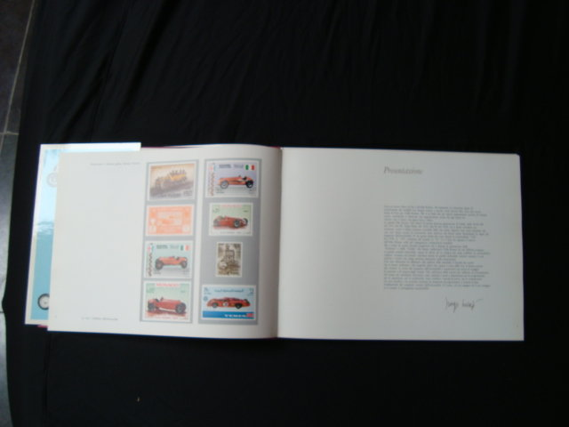 1969 Le Grandi Alfa Romeo book For Sale (picture 2 of 5)