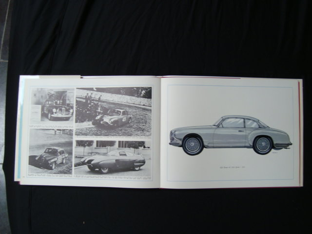 1969 Le Grandi Alfa Romeo book For Sale (picture 3 of 5)