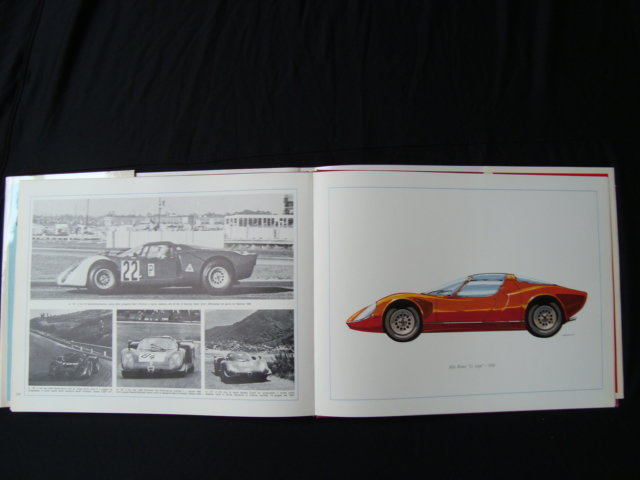 1969 Le Grandi Alfa Romeo book For Sale (picture 4 of 5)