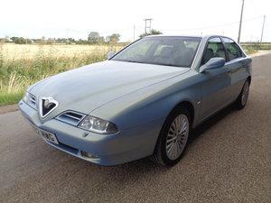 2002 Alfa romeo 166 3.0v6 lusso auto - stunning car