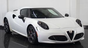 Alfa Romeo 4C Launch Edition (2015)