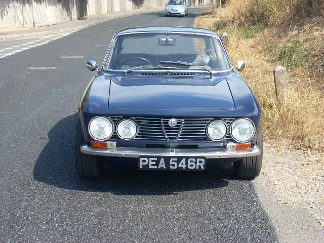 1976 ALFA ROMEO gt junior 1600 dutch blu Reduced £18500 For Sale (picture 4 of 6)