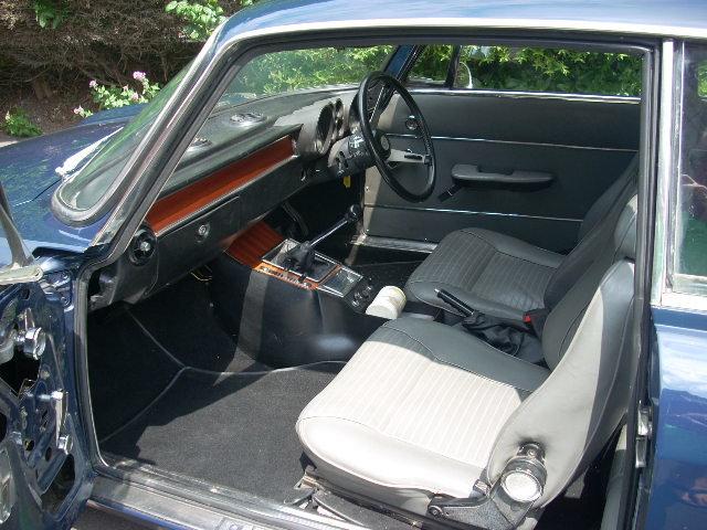 1976 ALFA ROMEO gt junior 1600 dutch blu Reduced £18500 For Sale (picture 5 of 6)