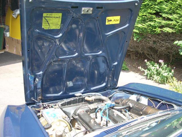 1976 ALFA ROMEO gt junior 1600 dutch blu Reduced £18500 For Sale (picture 6 of 6)