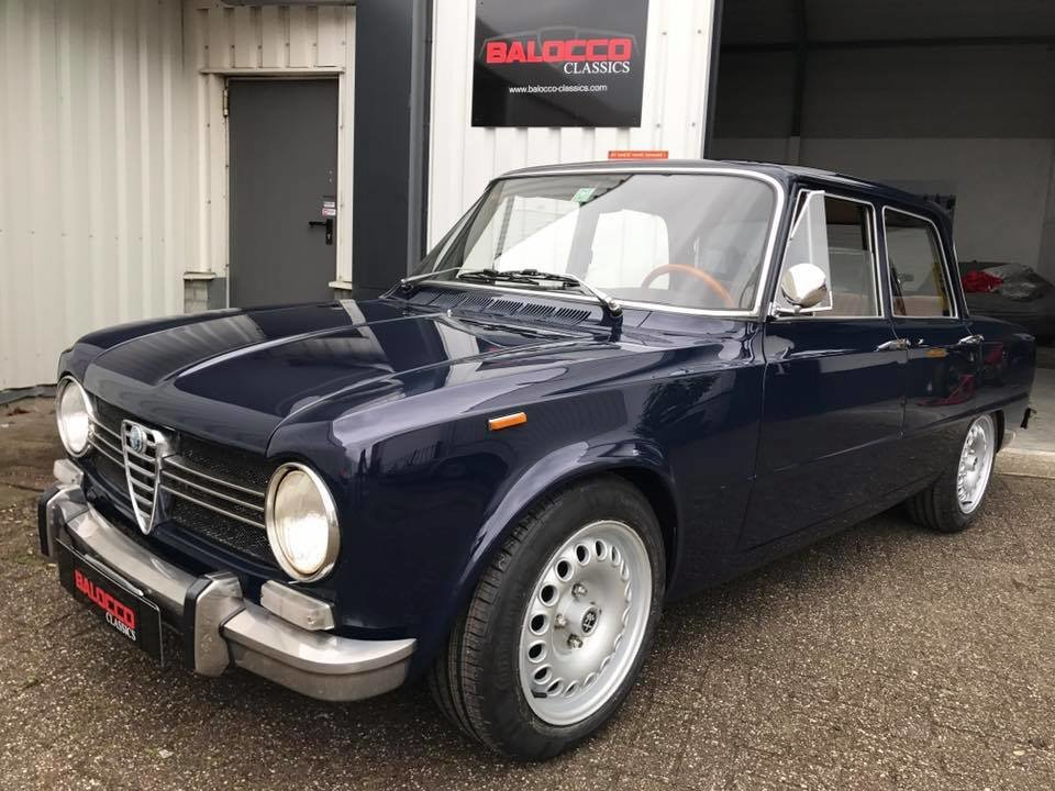 Alfa Romeo Giulia 1300 Super 1972 one of the best!! For Sale (picture 1 of 5)