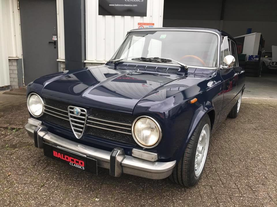 Alfa Romeo Giulia 1300 Super 1972 one of the best!! For Sale (picture 3 of 5)