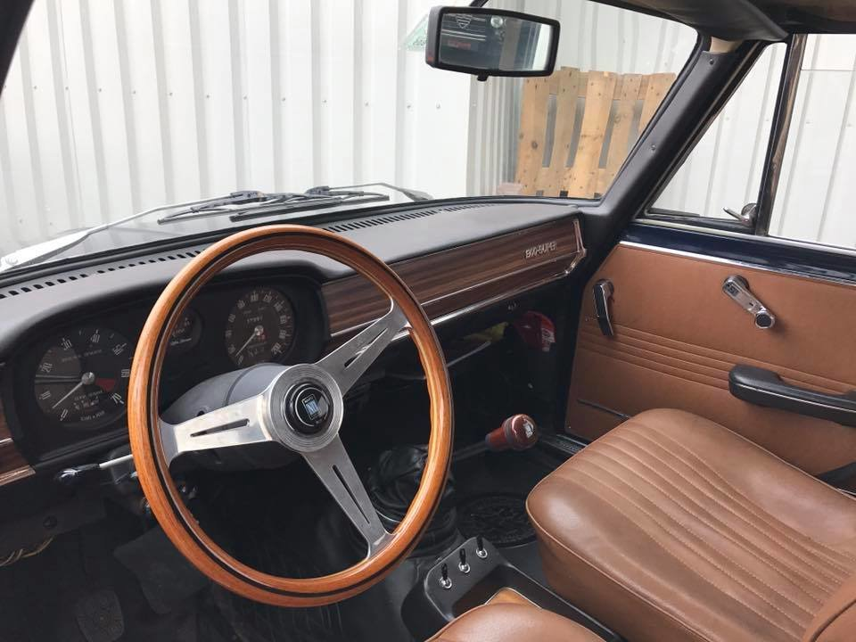 Alfa Romeo Giulia 1300 Super 1972 one of the best!! For Sale (picture 5 of 5)