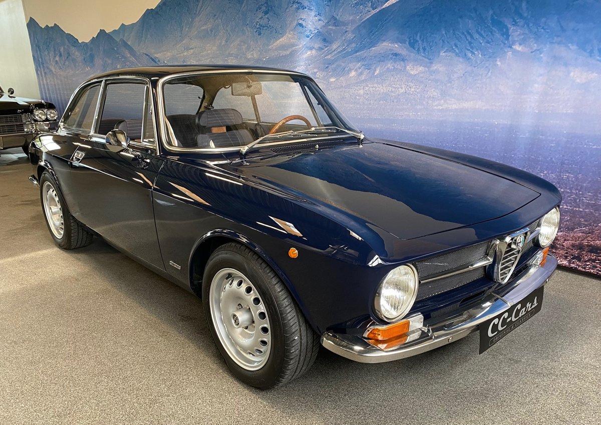 1975 Alfa Romeo GT 1600 Junior Bertone  For Sale (picture 1 of 6)