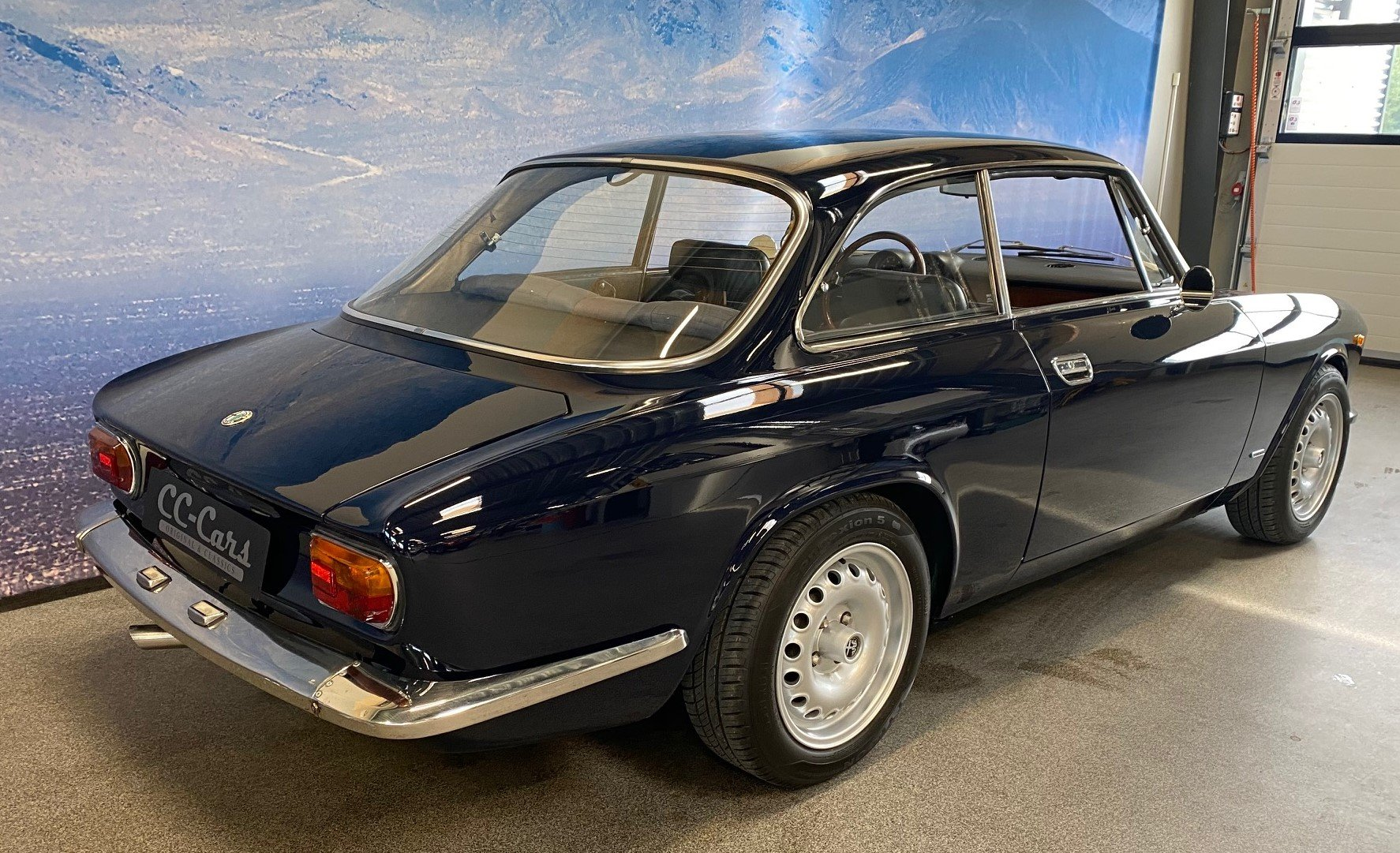 1975 Alfa Romeo GT 1600 Junior Bertone  For Sale (picture 3 of 6)