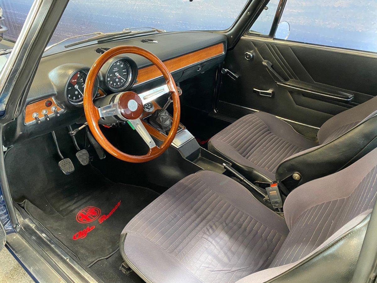 1975 Alfa Romeo GT 1600 Junior Bertone  For Sale (picture 6 of 6)