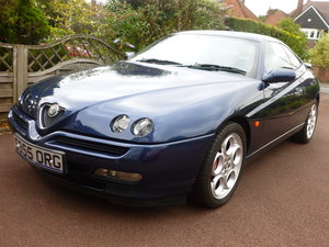 1998 Stunning Alfa Romeo 3.0 GTV For Sale
