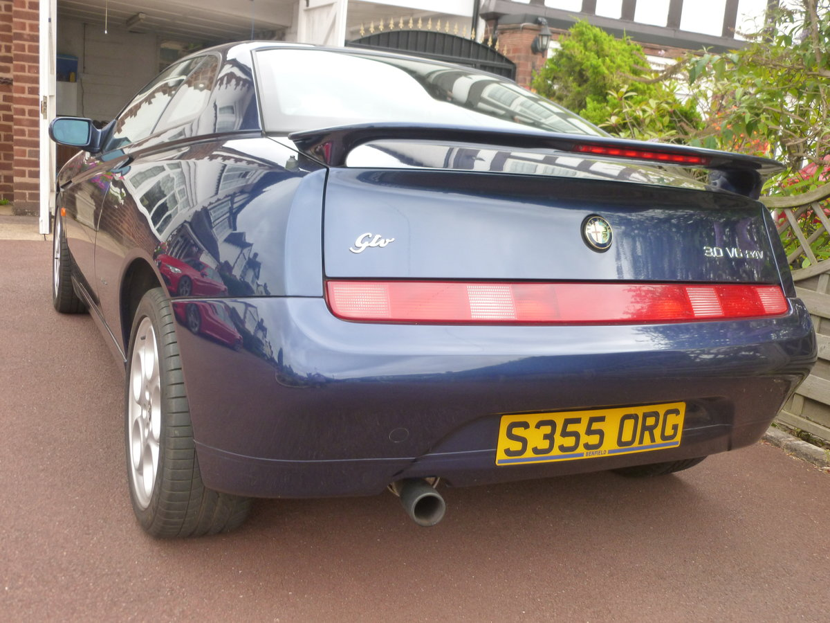 1998 Stunning Alfa Romeo 3.0 GTV For Sale (picture 2 of 6)