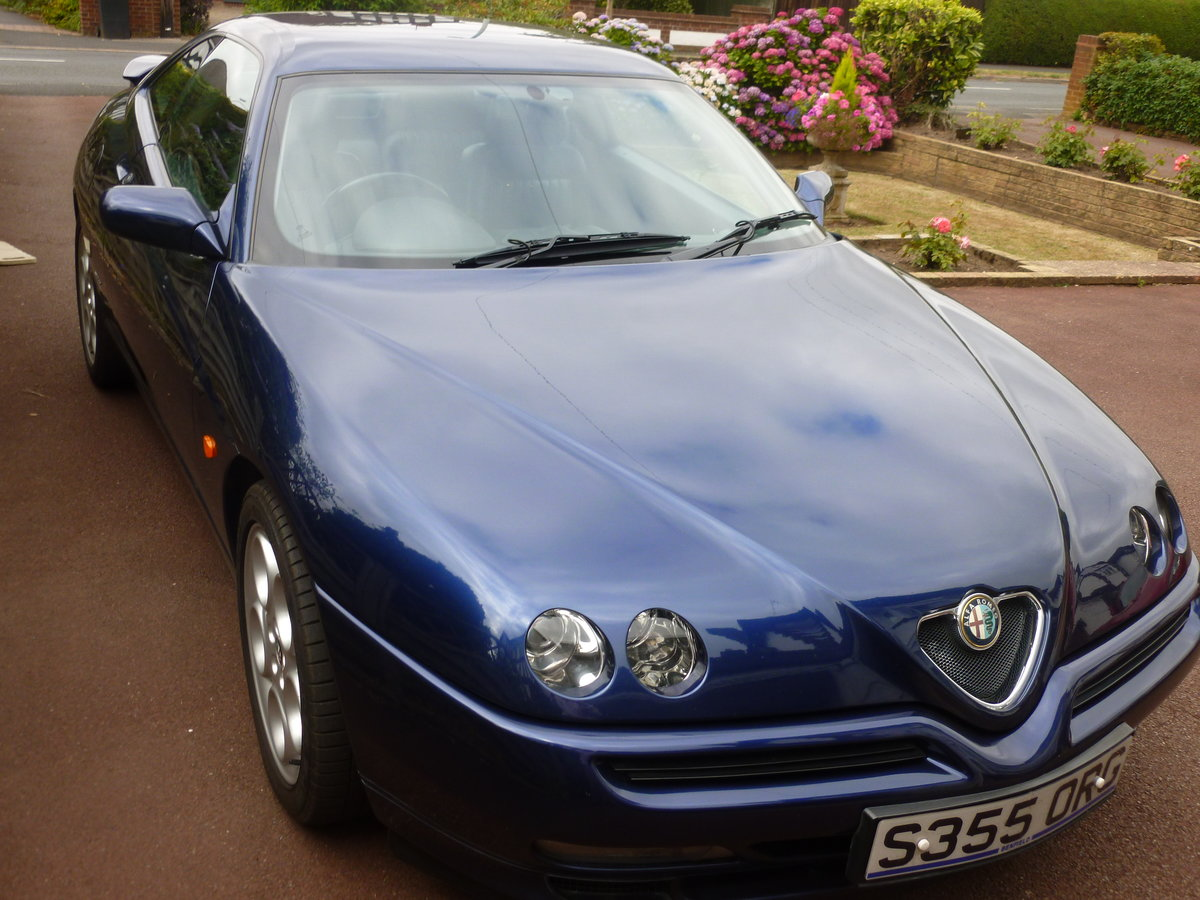 1998 Stunning Alfa Romeo 3.0 GTV For Sale (picture 4 of 6)