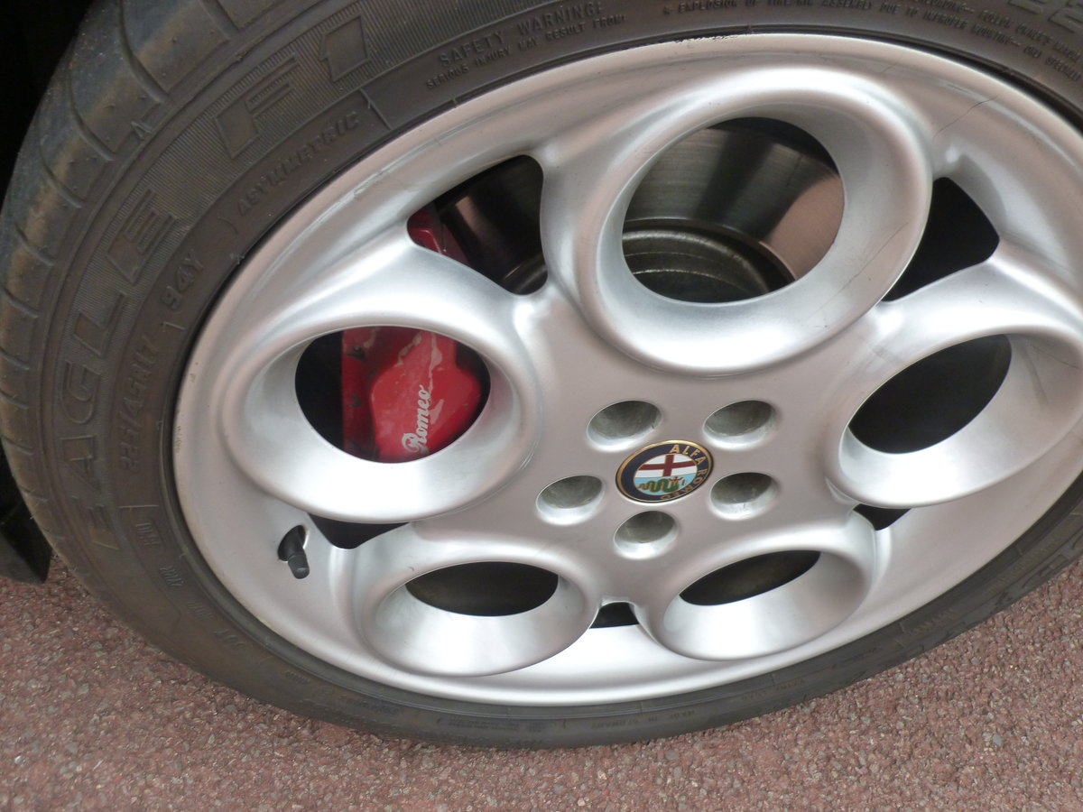 1998 Stunning Alfa Romeo 3.0 GTV For Sale (picture 6 of 6)