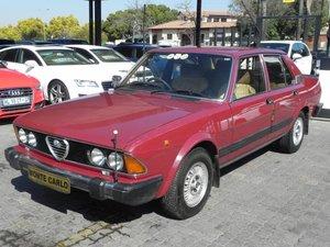 1983 Alfa Romeo Alfa 6 2.5 V6 Auto