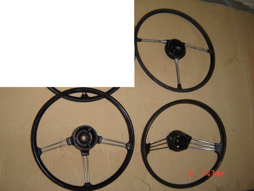 Nice Collection of Beautiful Old STEERING WHEELS For Sale (picture 4 of 6)