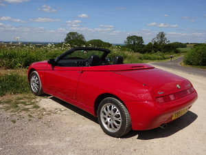 Alfa Spider Lusso Project  DEPOSIT TAKEN