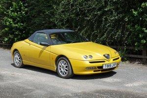 1999 Alfa Romeo Spider Lusso T-Spark 16v