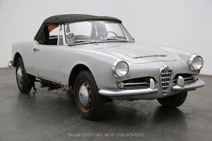 Picture of 1965 Alfa Romeo Giulia Spider Veloce