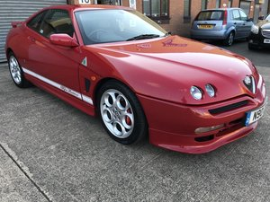 2002 ALFA ROMEO GTV CUP - VERY RARE EDITION CAR 1 OF 155 CAR