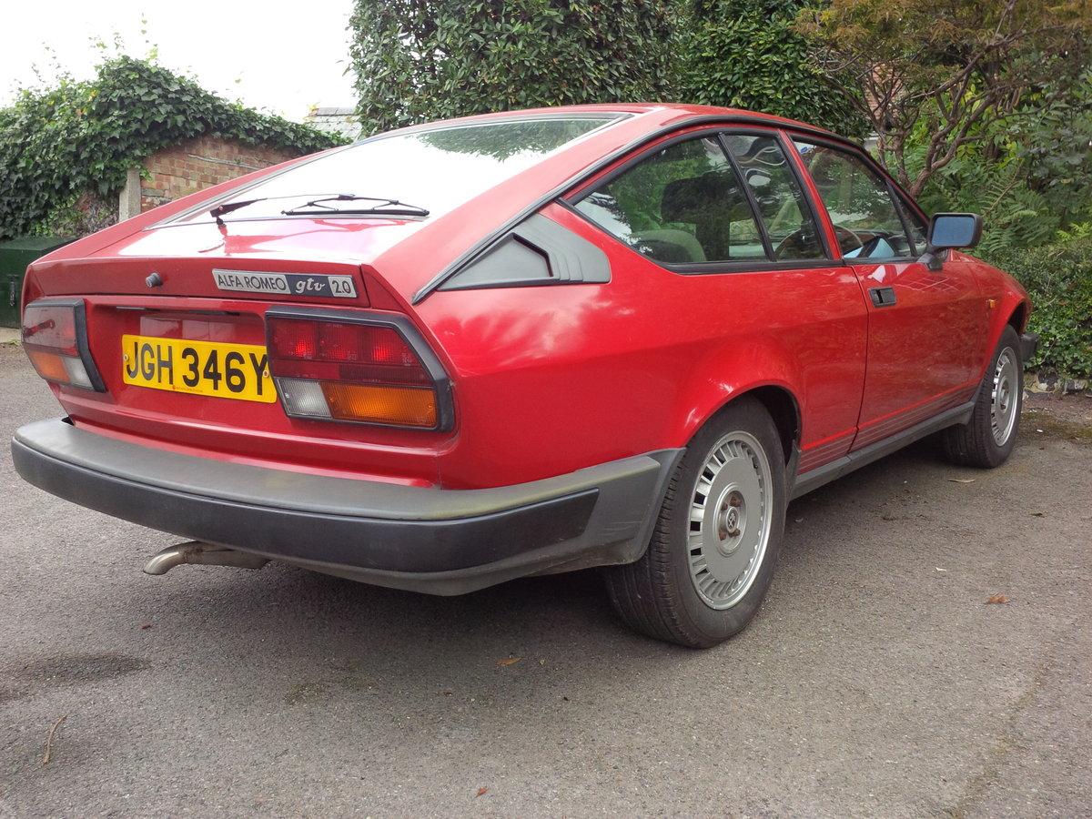 1982 Alfa Romeo Alfetta GTV SOLD (picture 2 of 3)