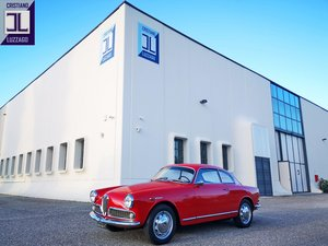 1960 ALFA ROMEO GIULIETTA SPRINT For Sale