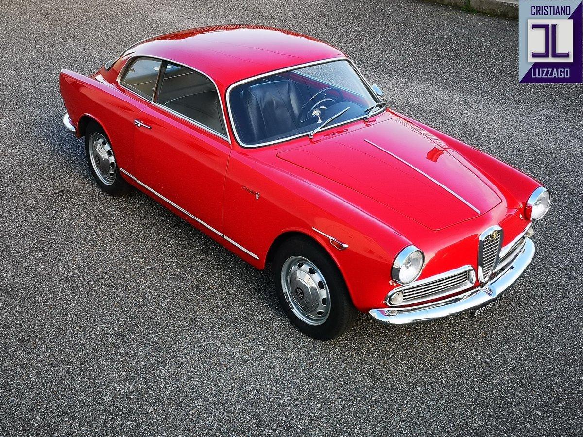 1960 ALFA ROMEO GIULIETTA SPRINT For Sale (picture 2 of 6)