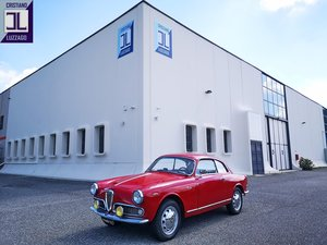1965 ALFA ROMEO GIULIETTA SPRINT 5 SPEED For Sale