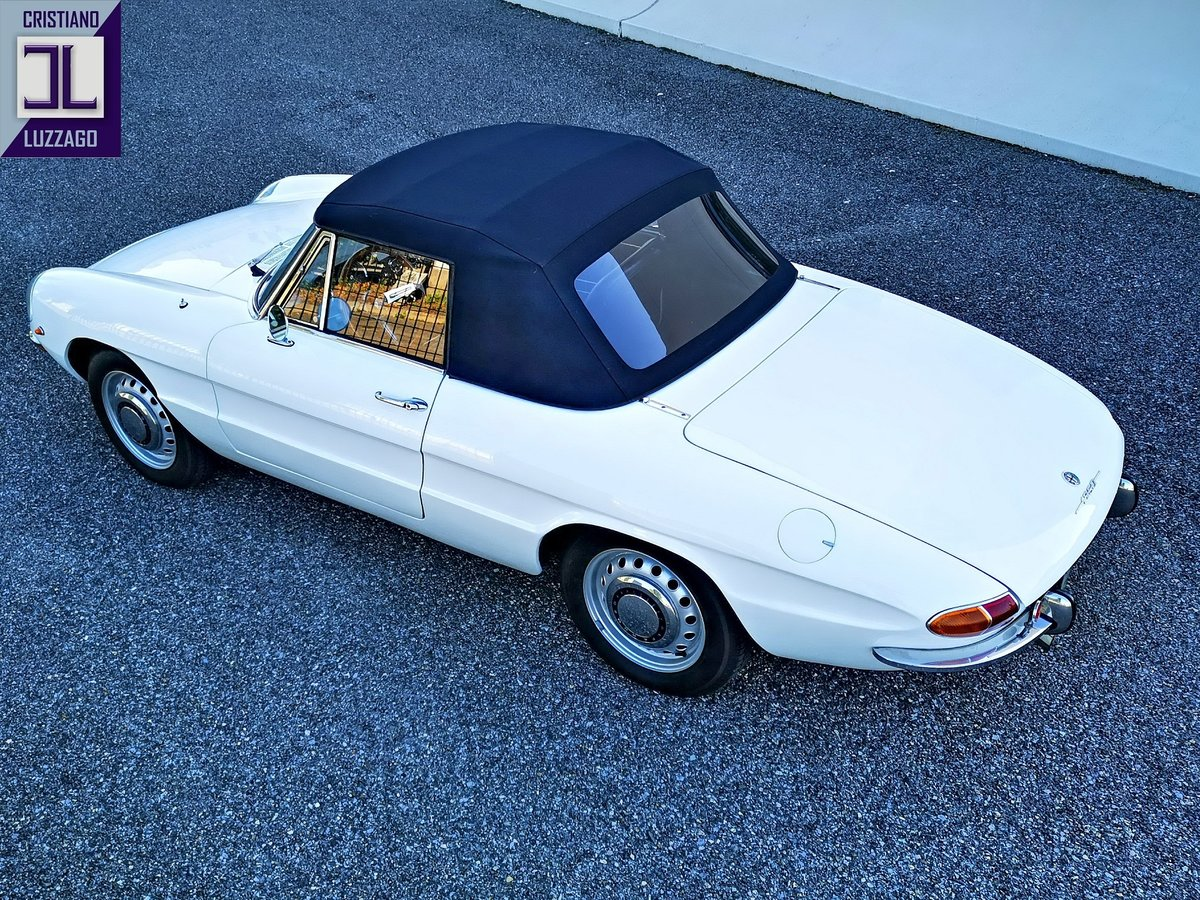 1968 ALFA ROMEO SPIDER VELOCE 1750 LONG TAIL For Sale (picture 2 of 6)