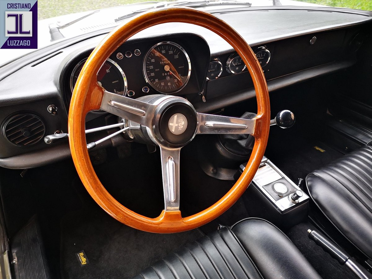 1968 ALFA ROMEO SPIDER VELOCE 1750 LONG TAIL For Sale (picture 5 of 6)