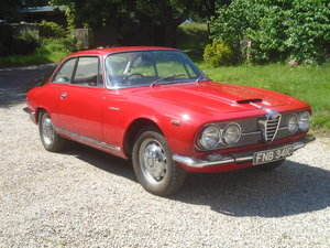 Alfa Romeo 2600 Sprint- RHD