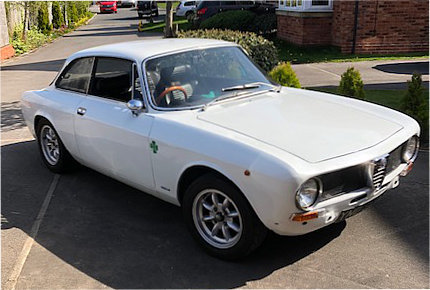1973 Alfa Romeo GT Junior 1.6 For Sale