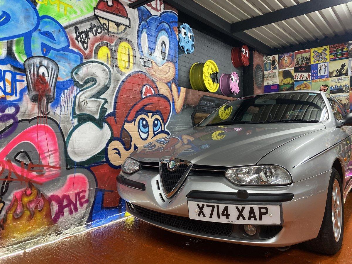 2000 Alfa 156 Sportwagon T Spark SOLD (picture 1 of 6)