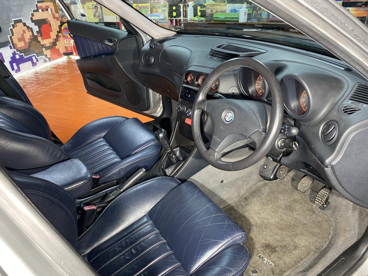 2000 Alfa 156 Sportwagon T Spark SOLD (picture 2 of 6)