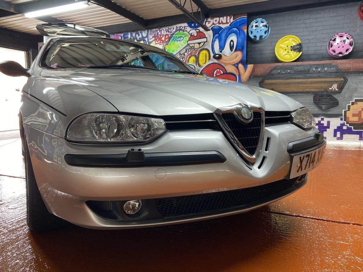 2000 Alfa 156 Sportwagon T Spark SOLD (picture 6 of 6)