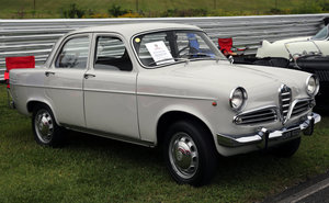 ALFA ROMEO GIULIETTA BERLINA WANTED