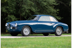 1955 Alfa Romeo 1900 CSS Blue Rare Five-Window Superleggera
