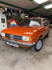 Picture of Alfa Romeo Alfasud Super 1979